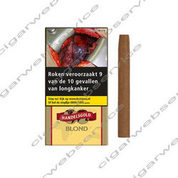 Blond (vanilla) cigarillos