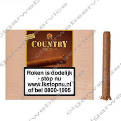 Country Cigars - Kist